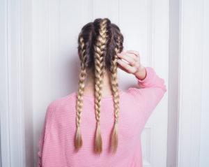 Haare: GYM Hair oder die Snoop Dogg Braids fürs Workout