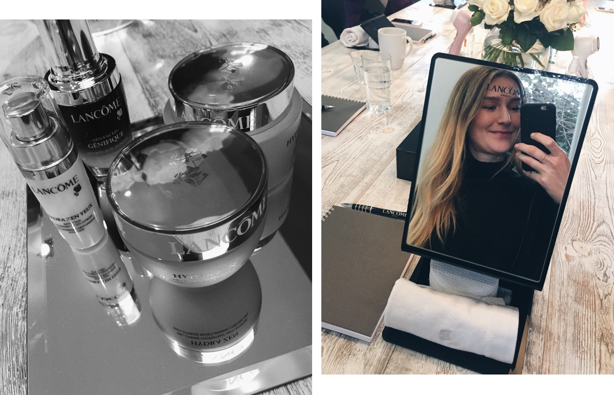 Beautyblog-Beauty-Blog-bare minds-Elina Neumann Ausstellung Lancome Workshop Skincare Peaks of the Weeks No8 2