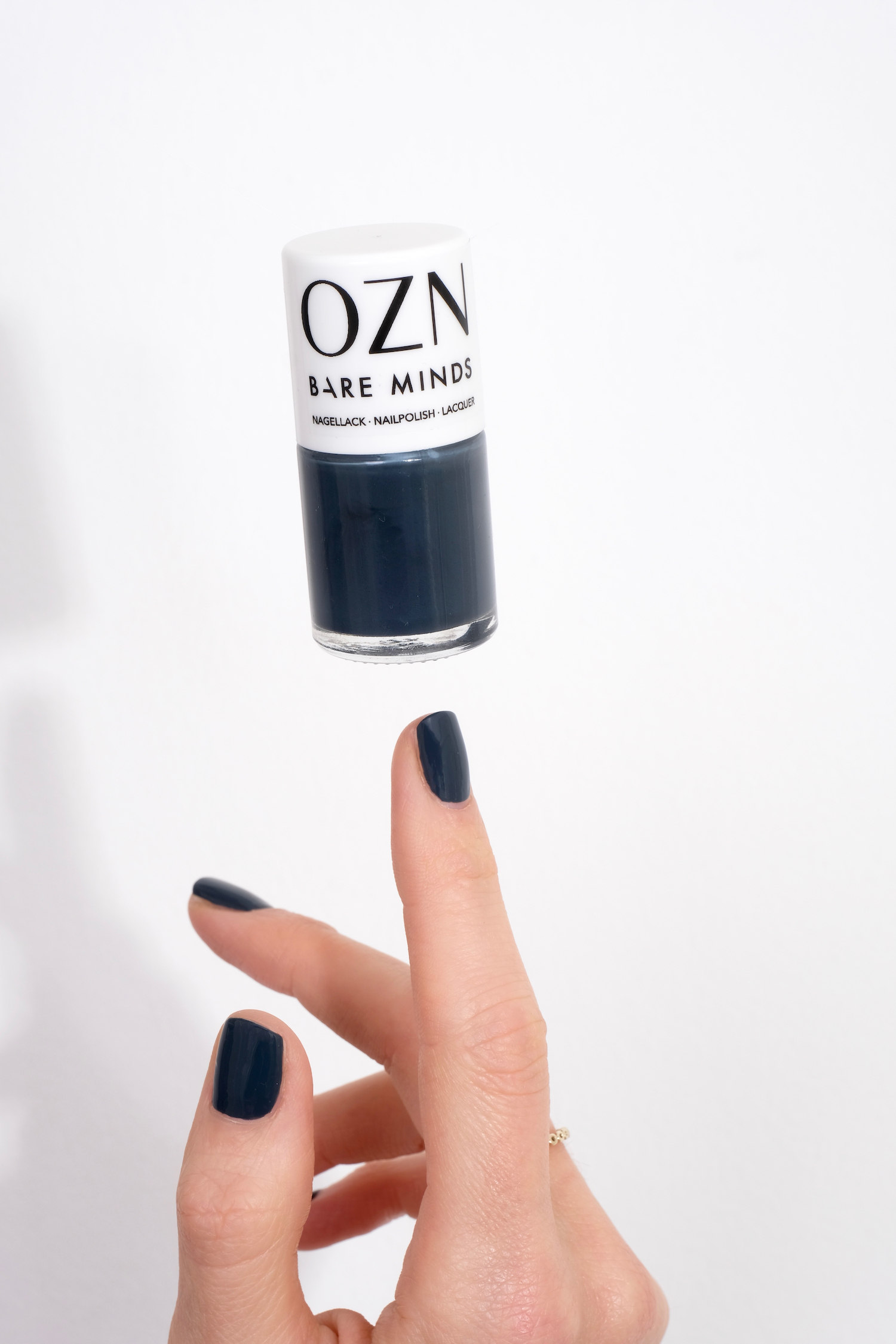 it s official das is mein ozn x bare minds nagellack bare minds. Black Bedroom Furniture Sets. Home Design Ideas