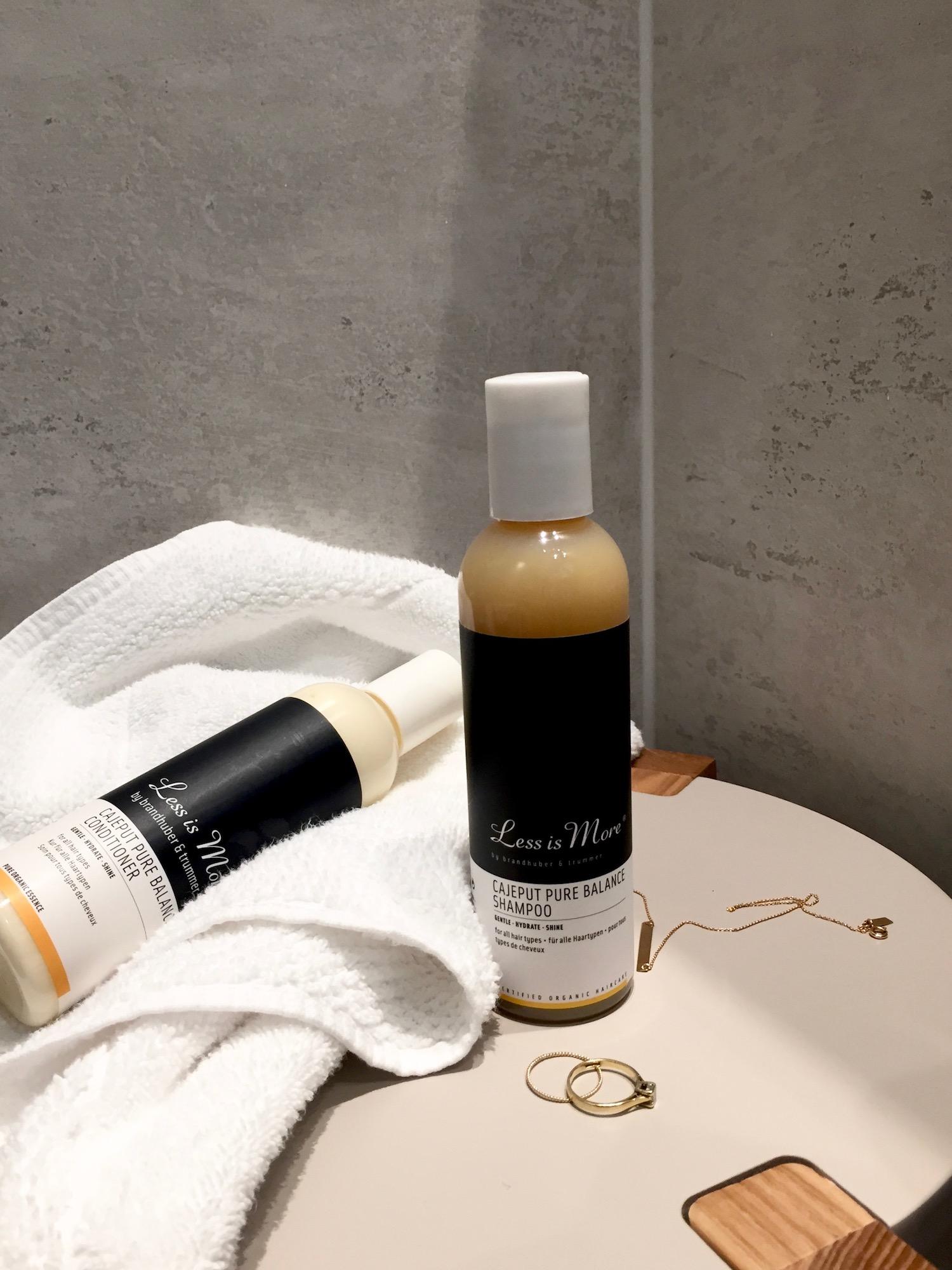 Blogazine Beautyblog Beautyblogger BAREMINDS Elina Neumann Reisen Österreich Graz Mangolds Less is More Organic Shampoo 2