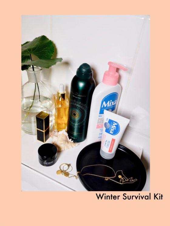 Beautyblog Beautyblogger BARE MINDS Elina Neumann Winter Survival PflegeKit 2