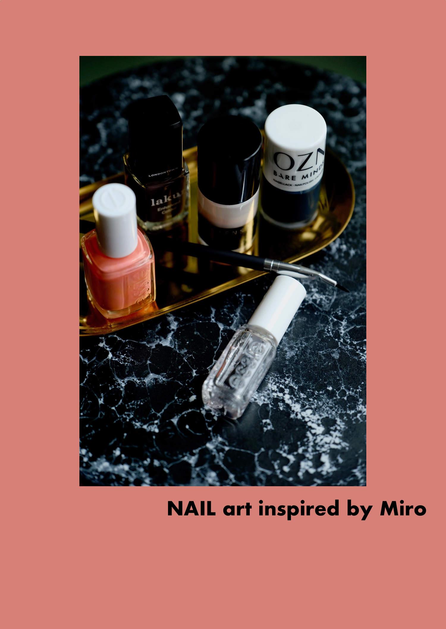 Beautyblog Beautyblogger BARE MINDS Elina Neumann arty Nailart Miro 6