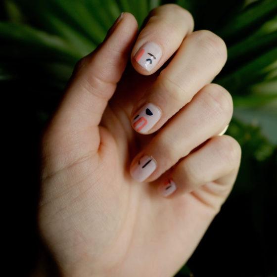 Beautyblog Beautyblogger BARE MINDS Elina Neumann arty Nailart Miro 2
