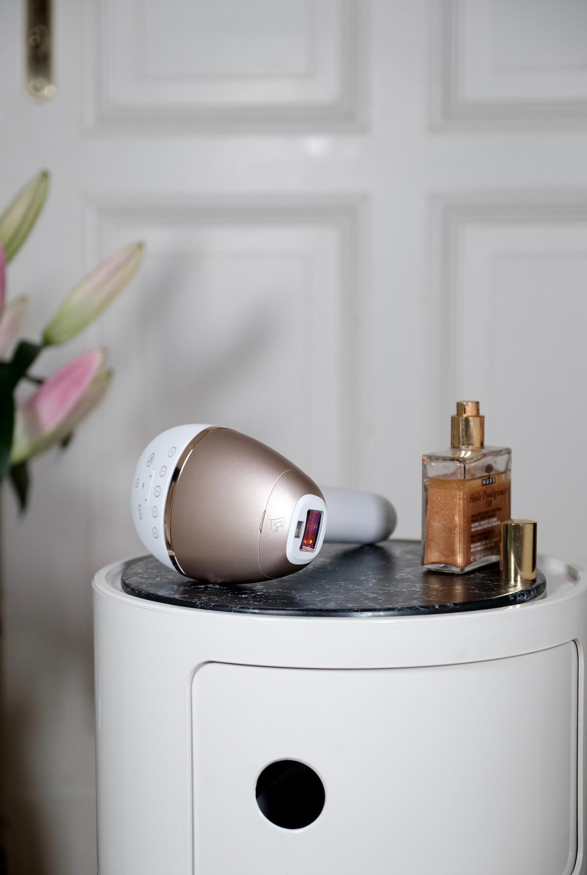 Beautyblog Beautyblogger BARE MINDS Elina Neumann Erfahrungsbericht Philips Lumea Review 2