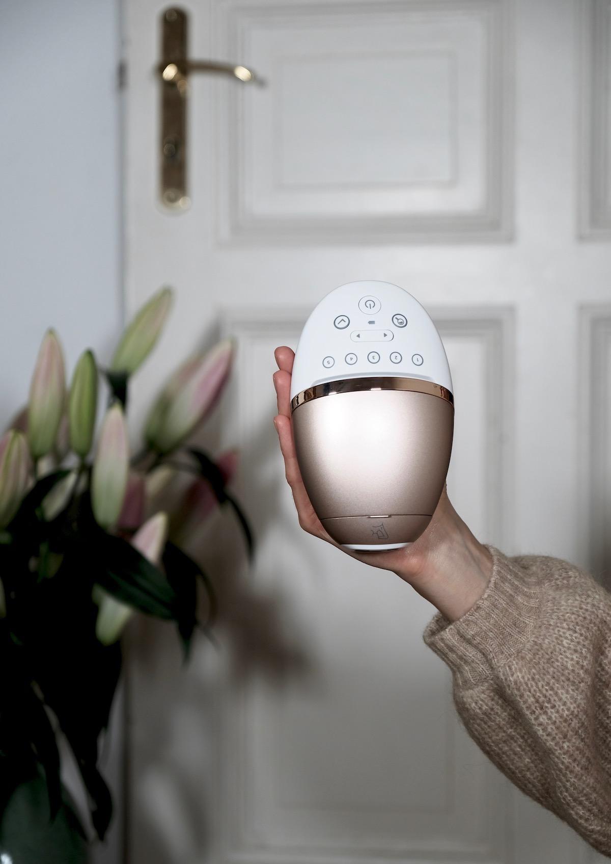 Beautyblog Beautyblogger BARE MINDS Elina Neumann Erfahrungsbericht Philips Lumea Review 5