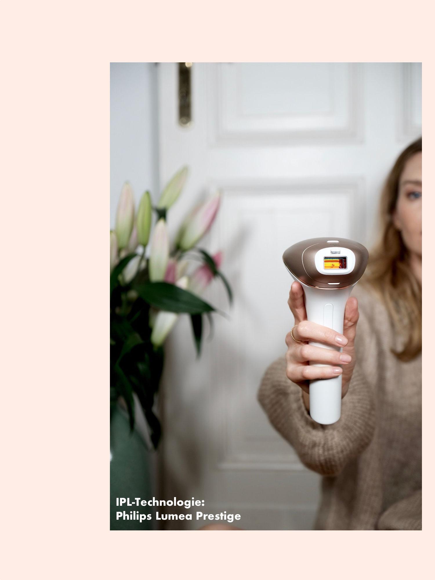 Beautyblog Beautyblogger BARE MINDS Elina Neumann Erfahrungsbericht Philips Lumea Review 6