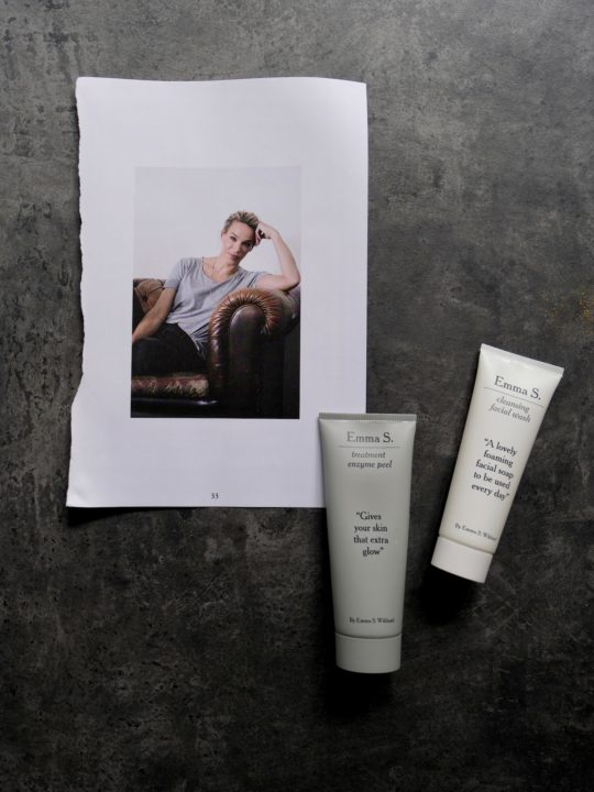 Beautyblog Beautyblogger BARE MINDS Elina Neumann Schönheitsgeheimnis eines Models