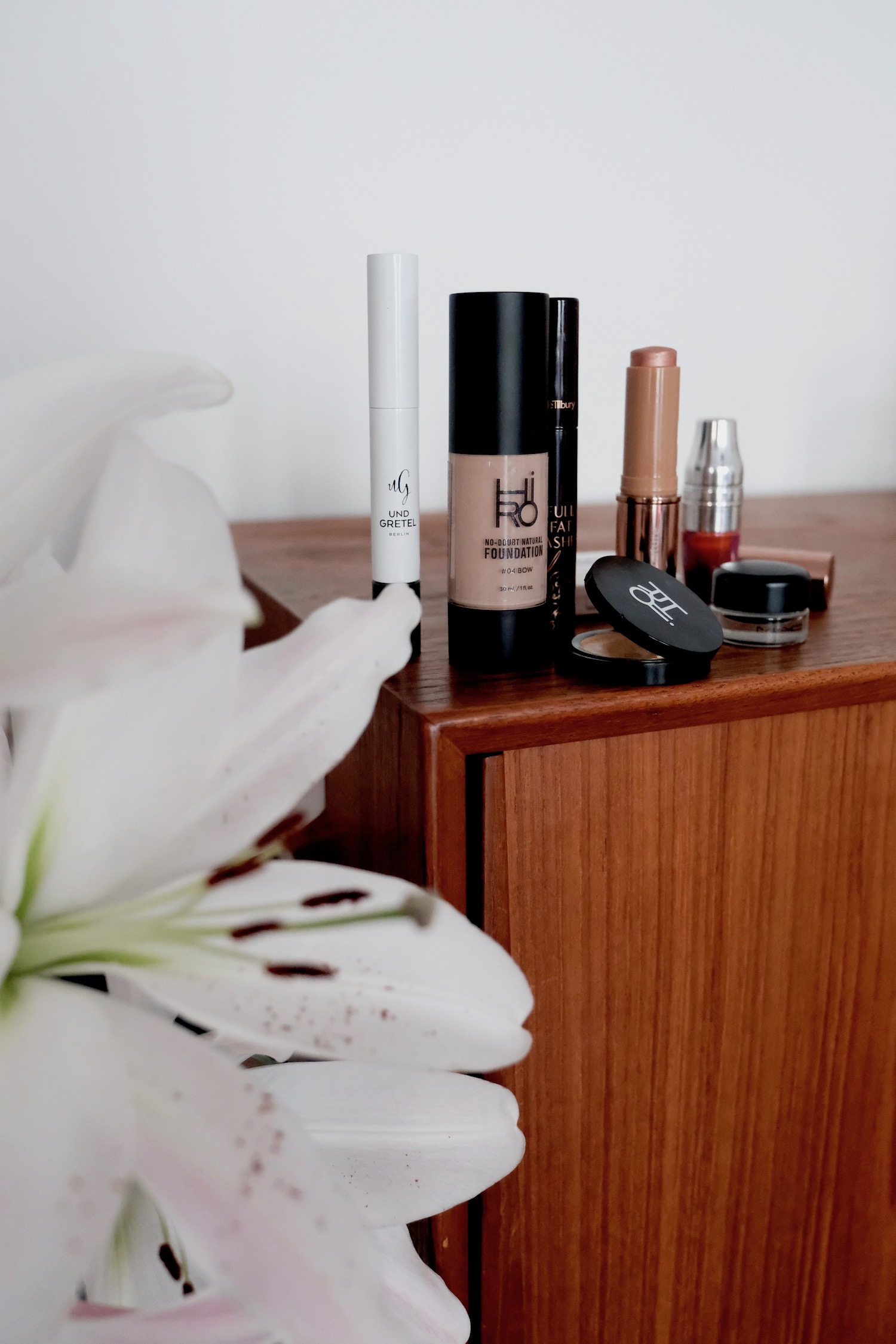 Beautyblog Beautyblogger BARE MINDS Elina Neumann how to french make up
