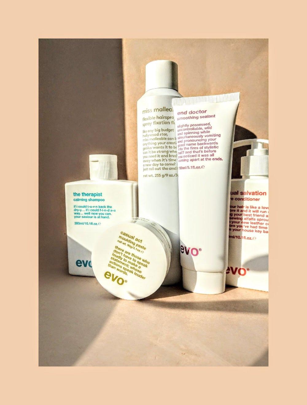 Beautyblog Beautyblogger BARE MINDS Elina Neumann Veronika stilblut Haircare Evo