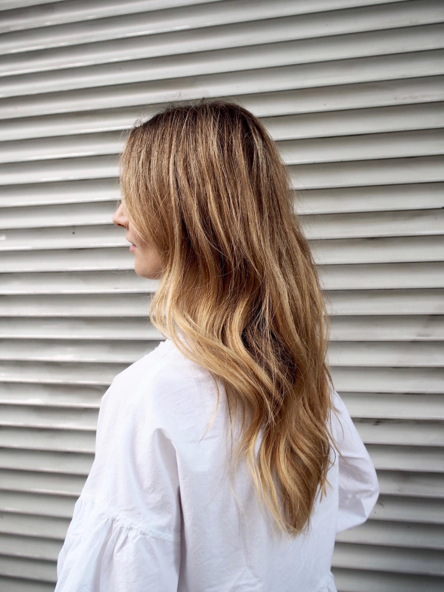 Beautyblog Bare Minds Elina Neumann gesunde Haare gute Haarpflege