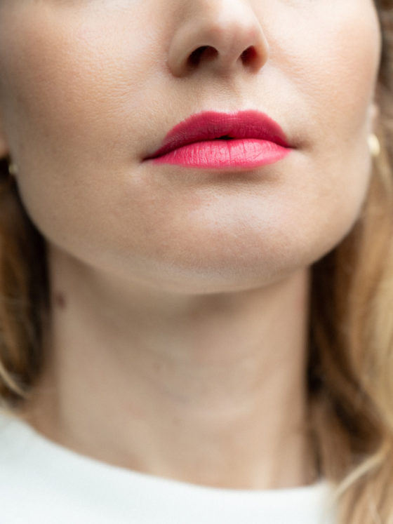 Beautyblog Bare Minds Elina Neumann Aveda Lippenstift Feed my Lips