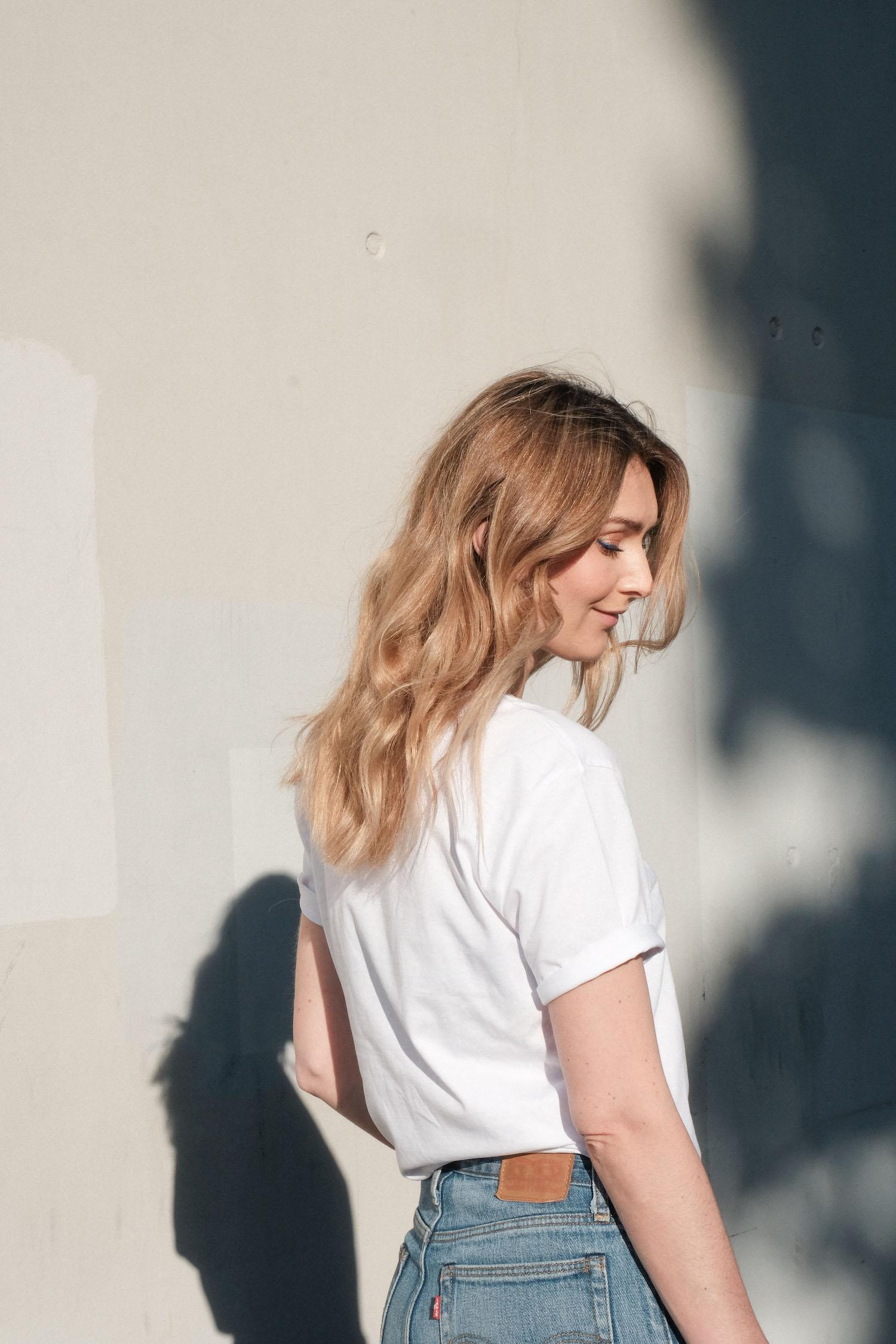 Beautyblog Bare Minds Haar Trends 2018 Naturhaarfarbe Blond