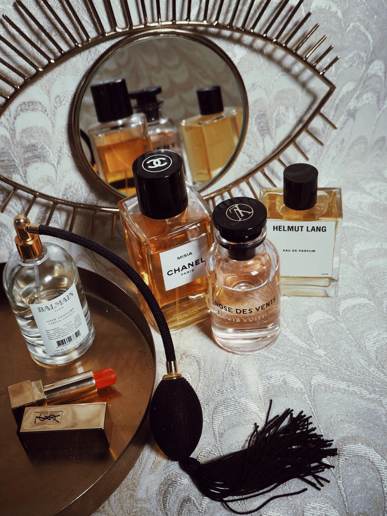 Beautyblog Beautyinterview Karoline Herr Parfümsammlung