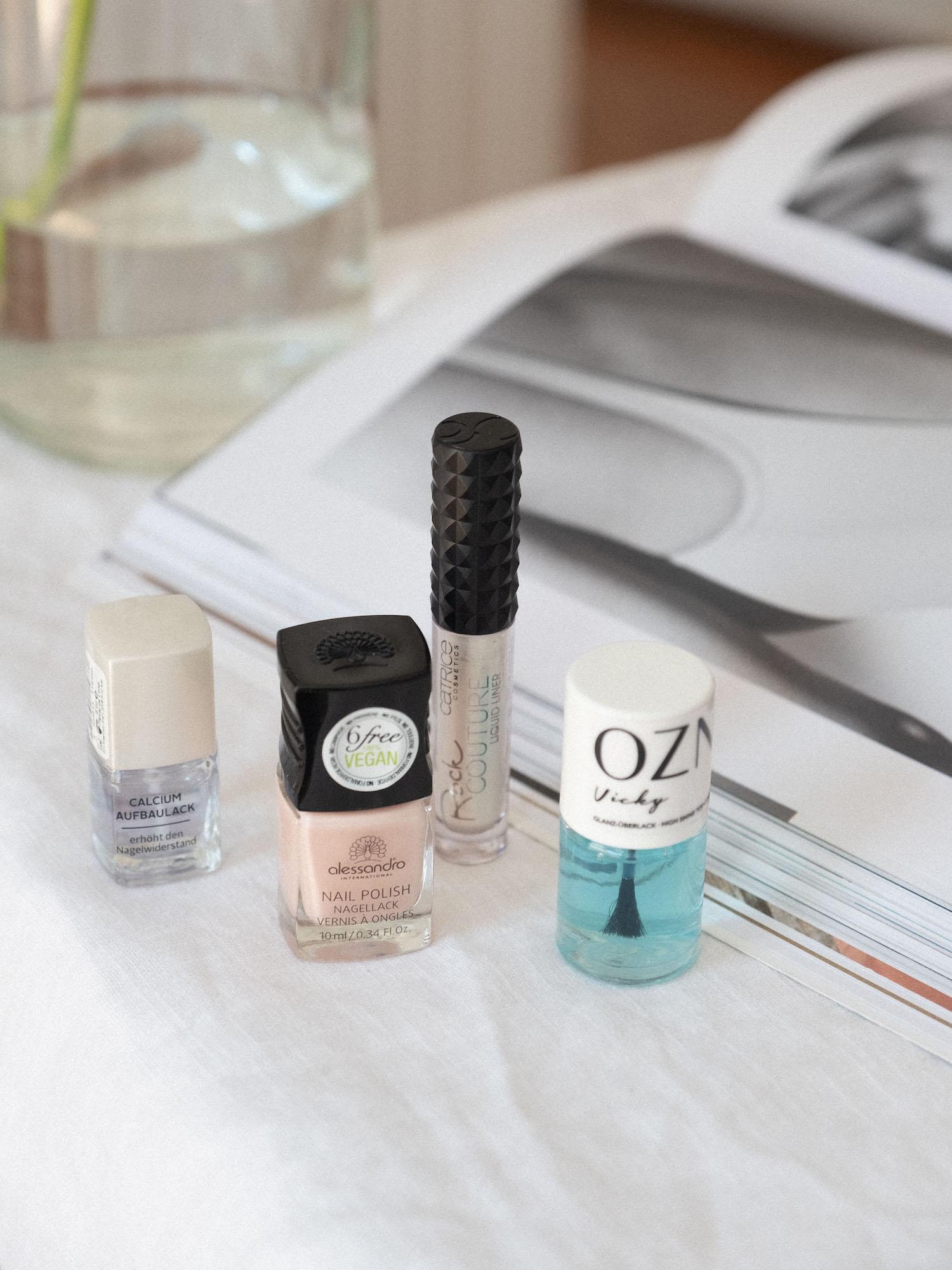 Beautyblog OZN veganer Nagellack