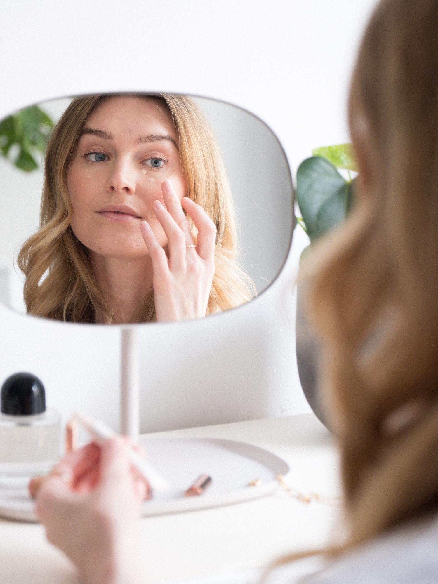 Beautyblog wie Concealer setten