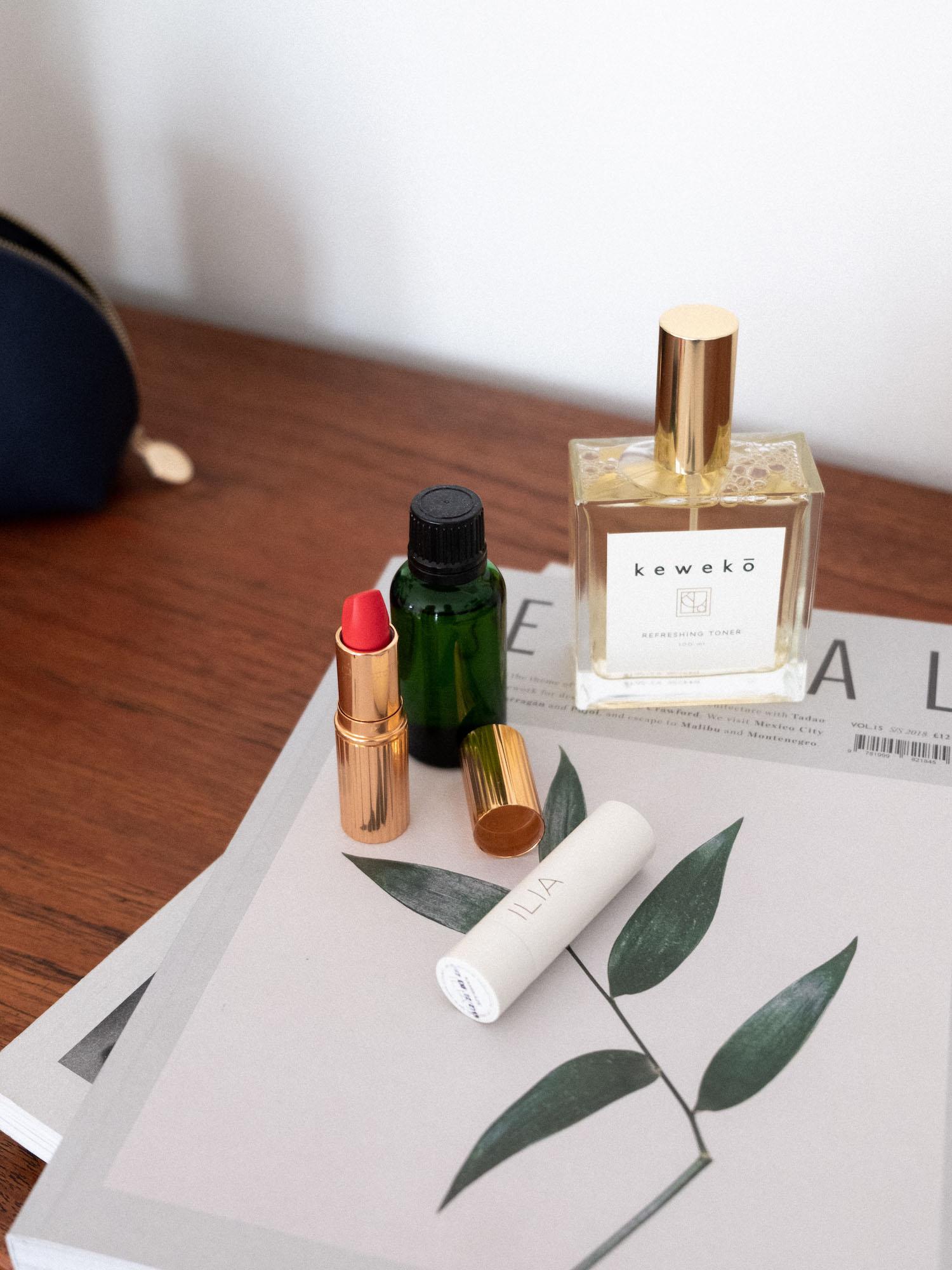 Beautyblog Beautyblog effektives Kofferpacken Lippenstifte für den Urlaub