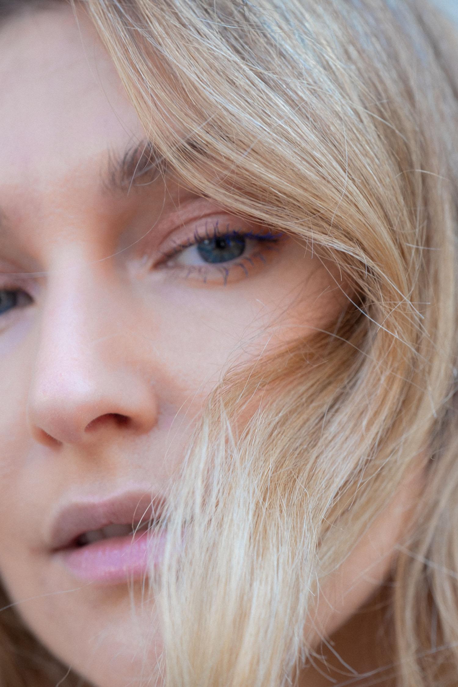 Beautyblog Blonde Wellen