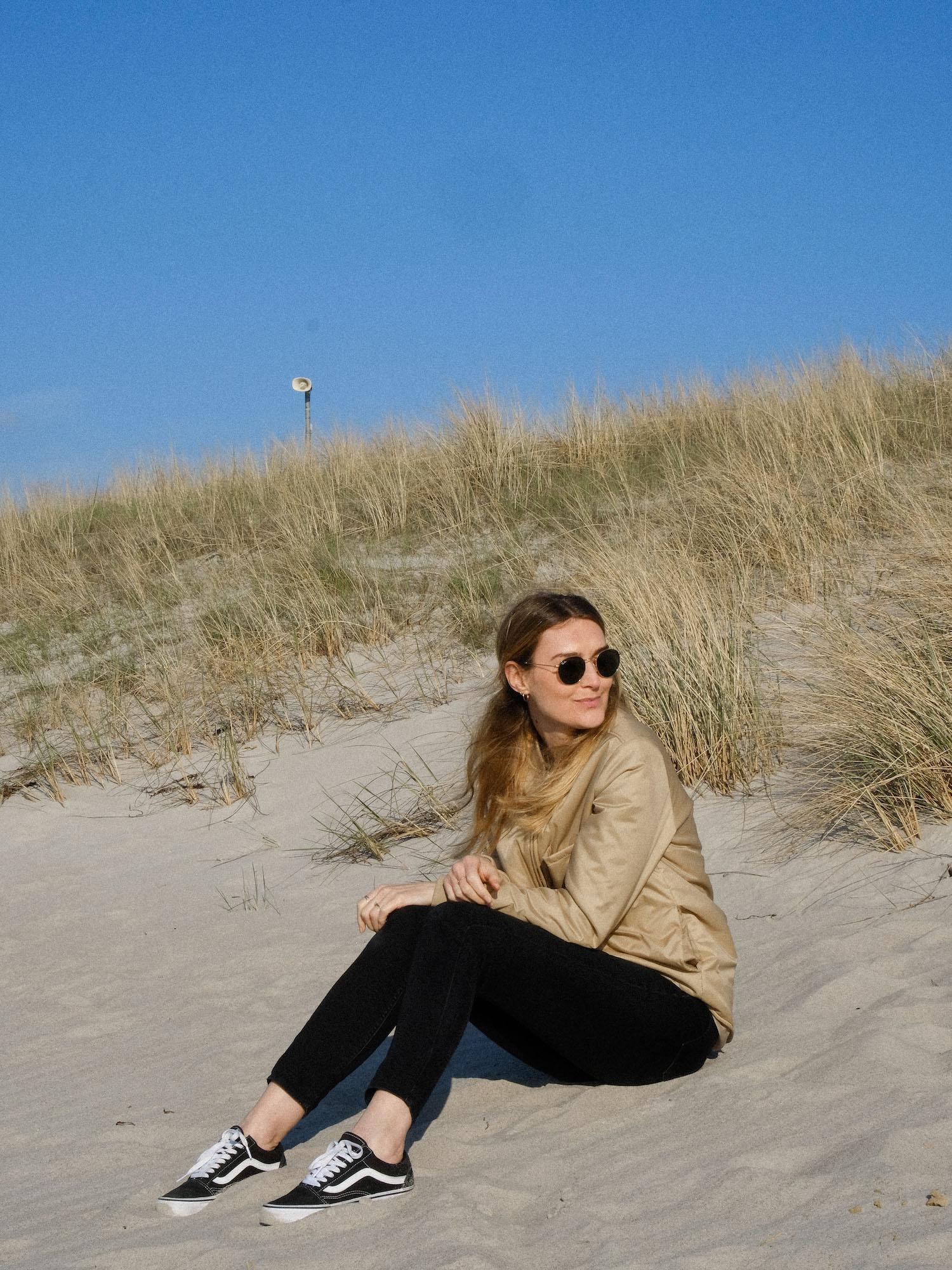 Beautyblog Ferien Ostsee Ahrenshoop Strand