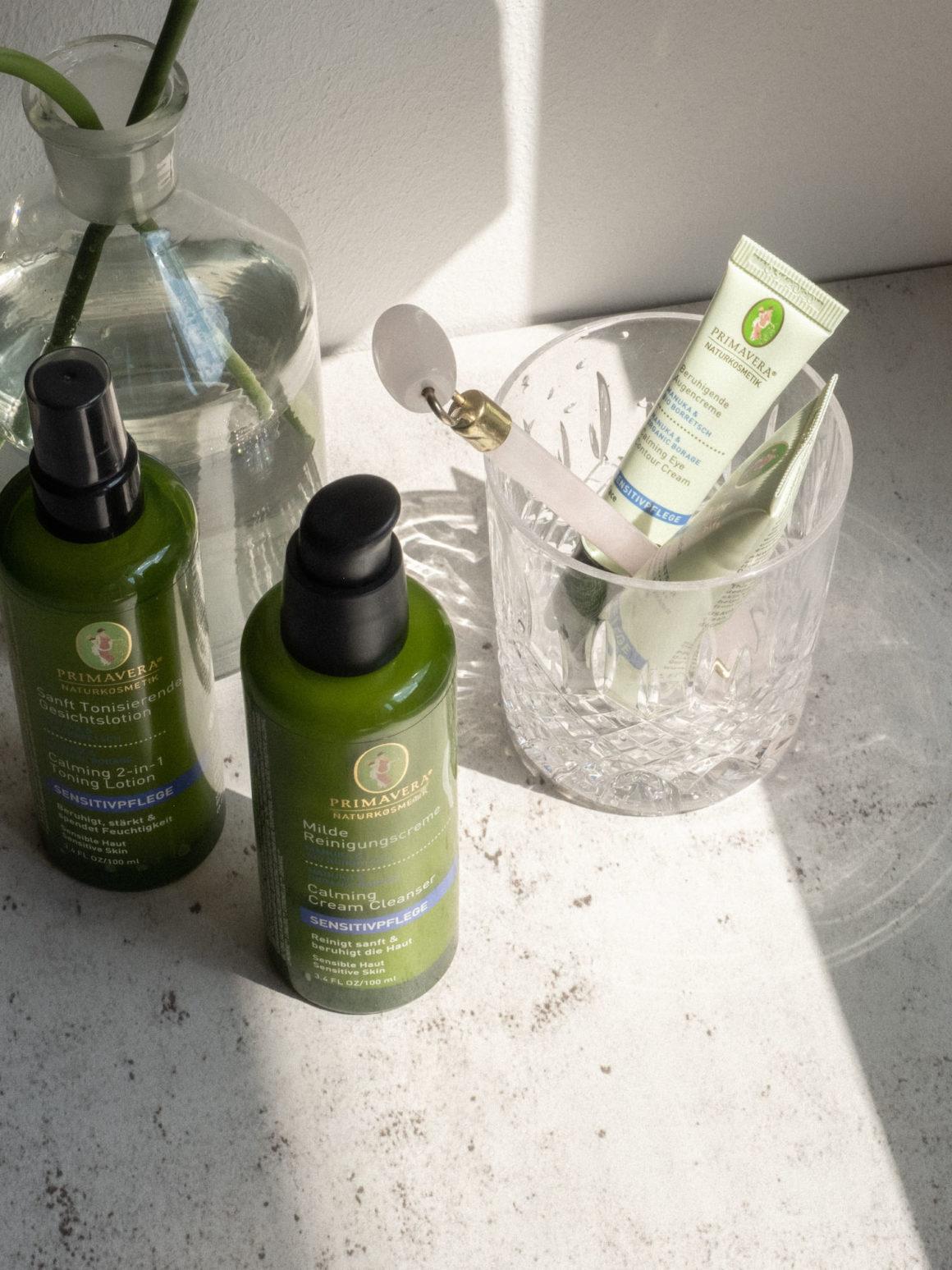 Beautyblog Review Primavera für sensible Haut