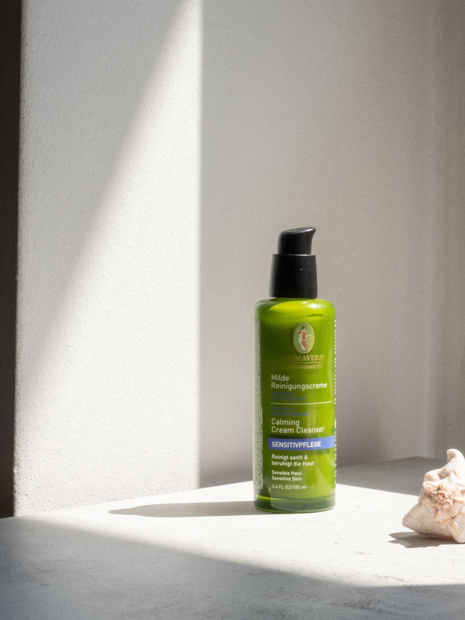 Beautyblog Review Primavera für sensible Haut Reinigung