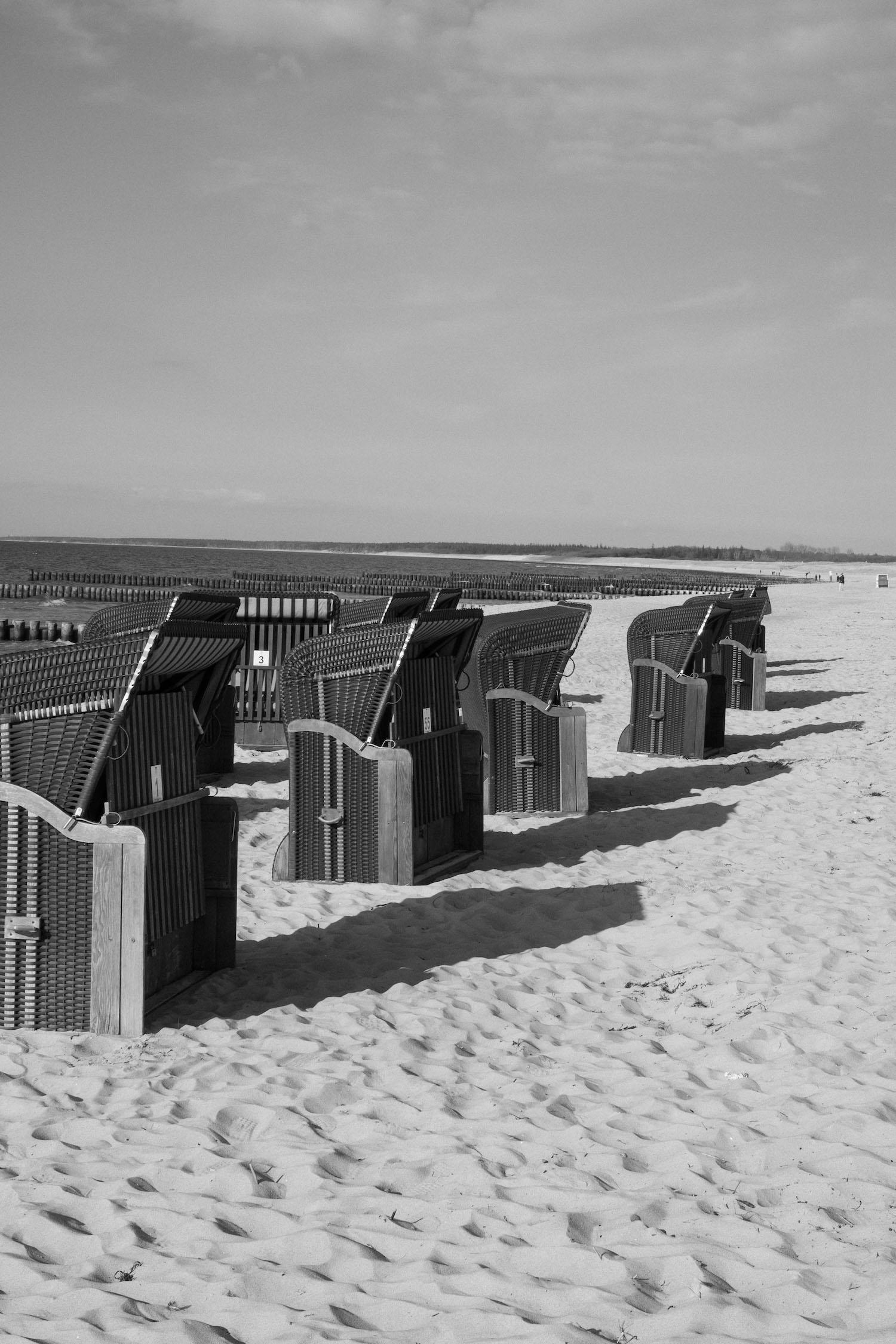 Beautyblog Wellness Ahrenshoop Stand Erholung Ostsee