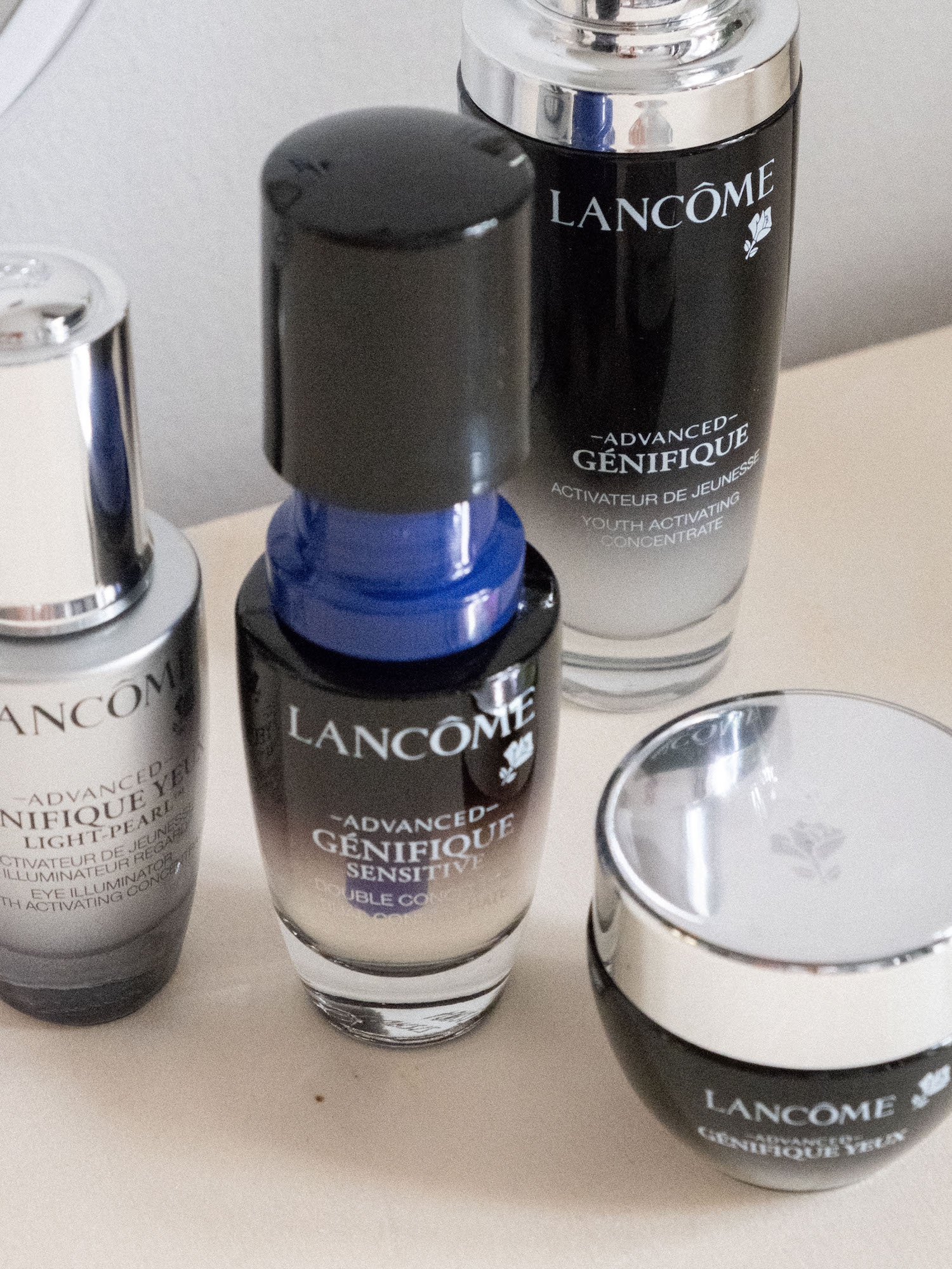 Beautyblog Lancome Labor Advanced Genefique Produkte
