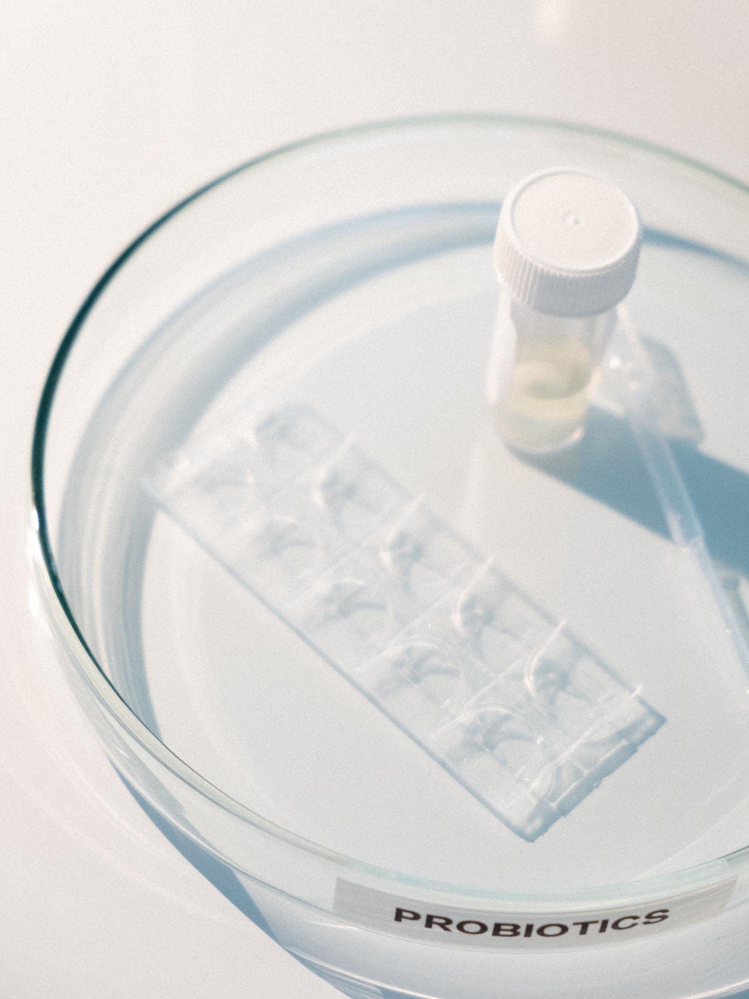 Beautyblog Lancome Labor Probiotika in Komsetik