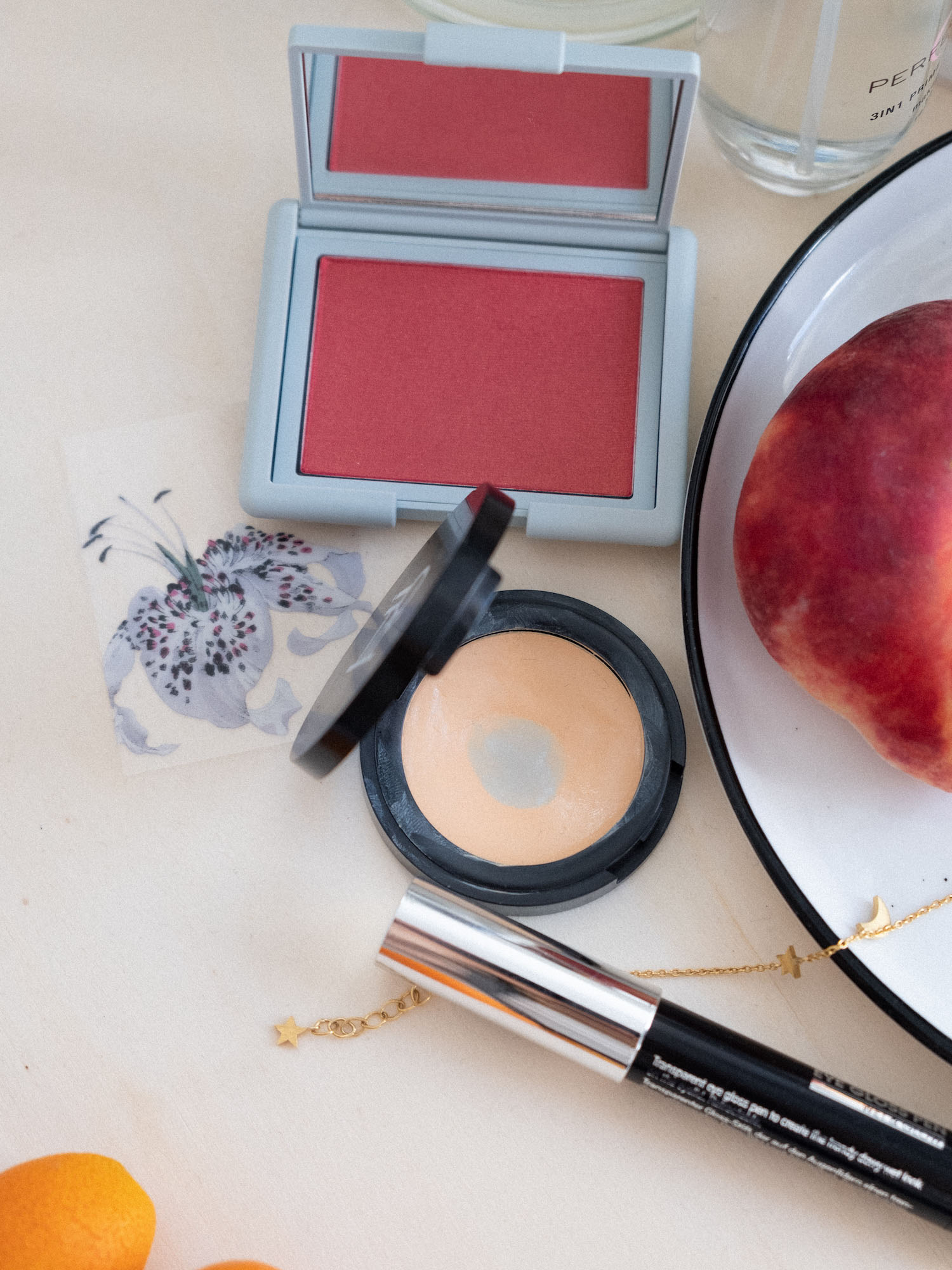 Beautyblog Nars Erdem Loves Me Blush Sommer Make Up Tutoral