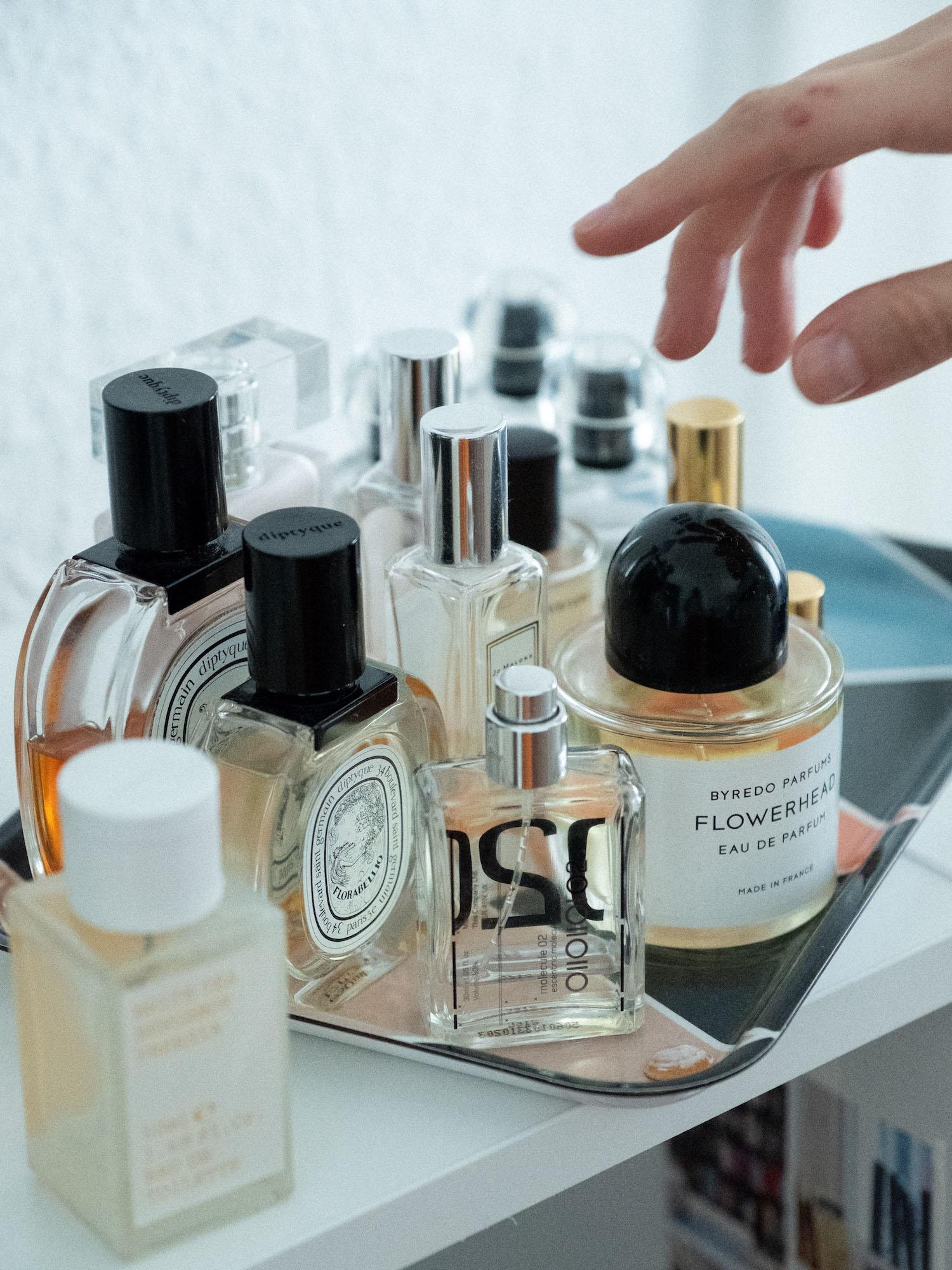 Beautyblog Sarah Khurshid Parfüm Sammlung molecule