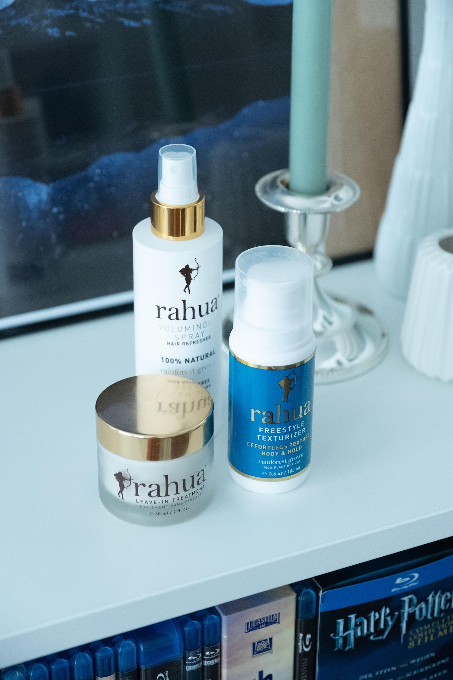 Beautyblog Sarah Khurshid Rahua Produkte