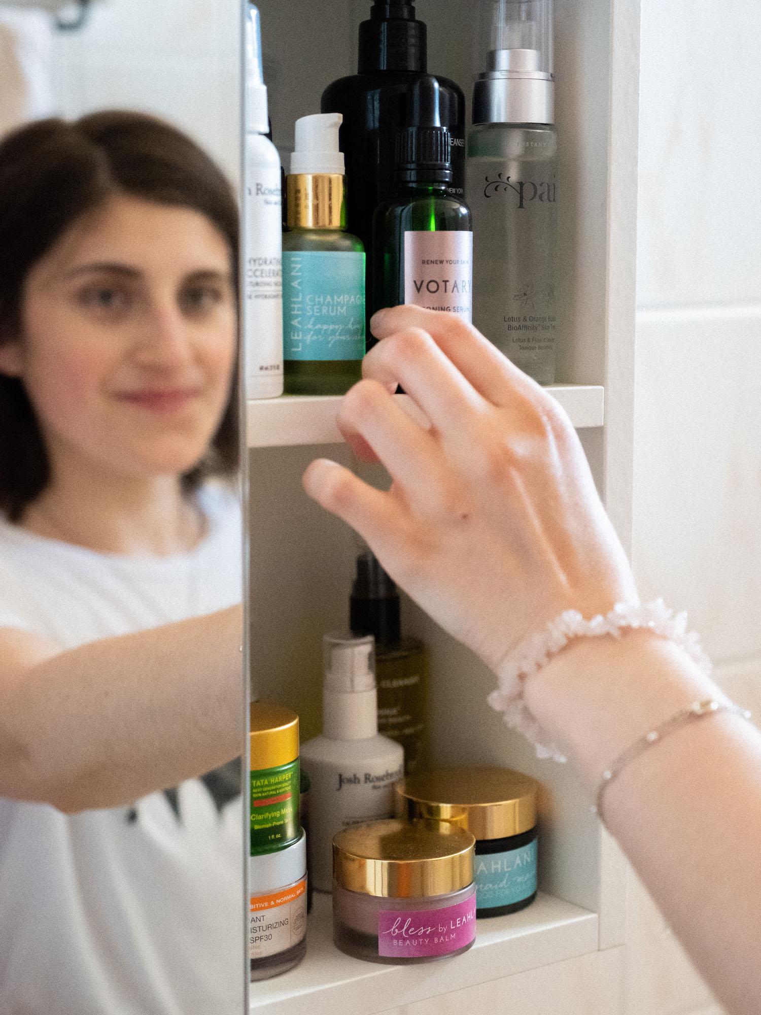 Beautyblog Sarah Khurshid Votary Face Oil