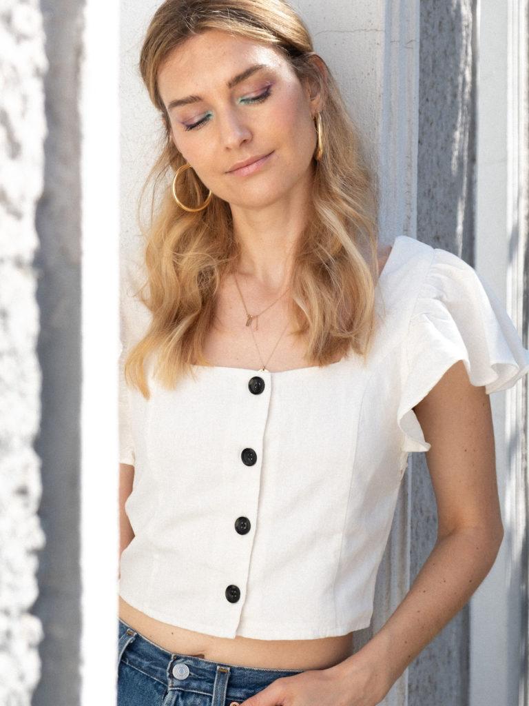 Beautyblog Sommer Haur and Make Up Tutoral
