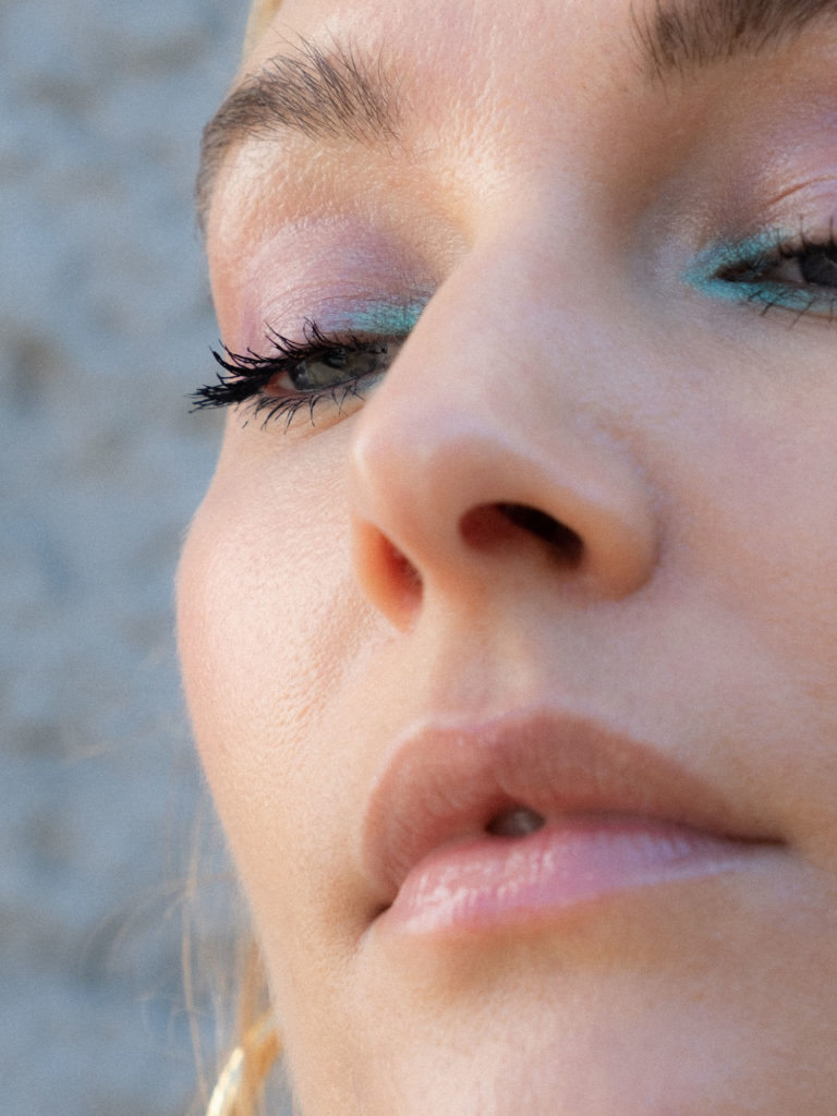 Beautyblog kreatives Sommer Make Up Tutoral