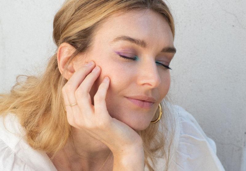 Beautyblog leichtes Sommer Make Up Tutoral Kopie 2