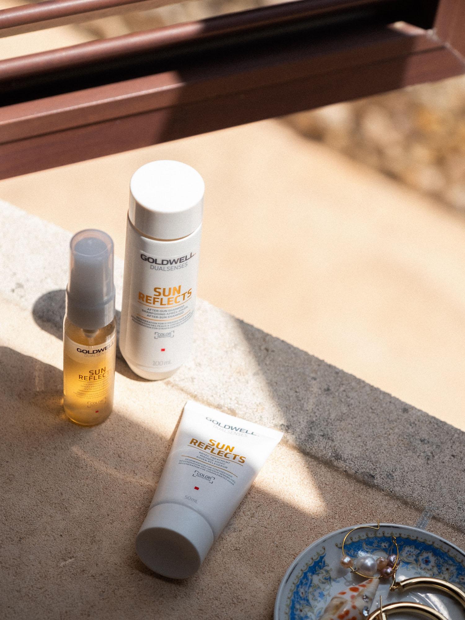 Beautyblog Goldwell Sun Reflects