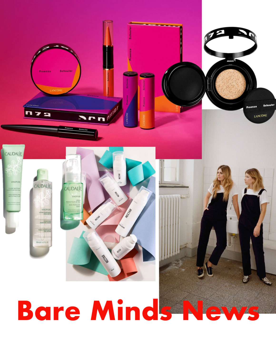 Beautyblog Bare Minds News September
