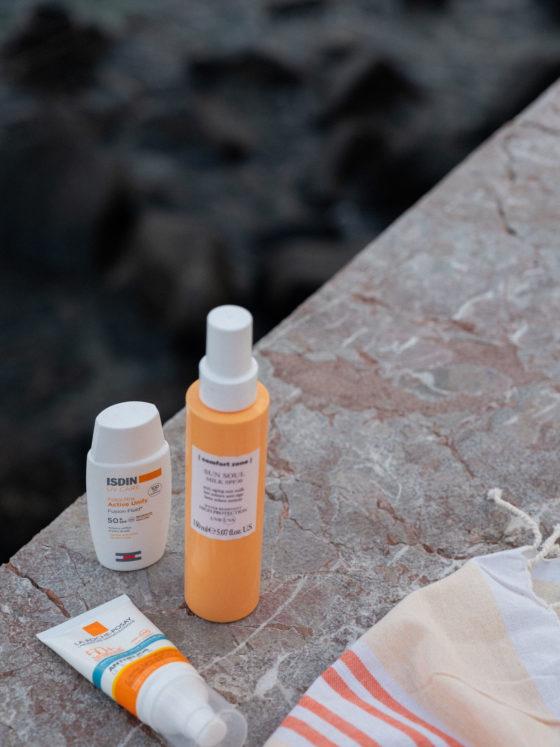 Beautyblog Sonnenpflege für unreine Haut