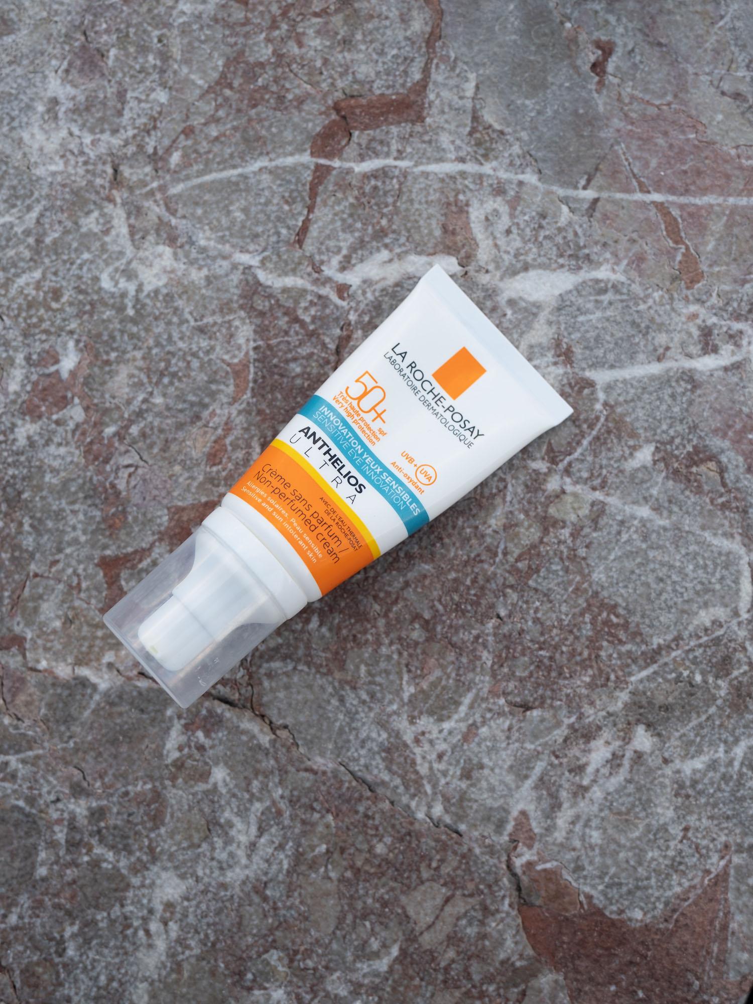 Beautyblog Sonnenpflege für unreine Haut im Gesicht