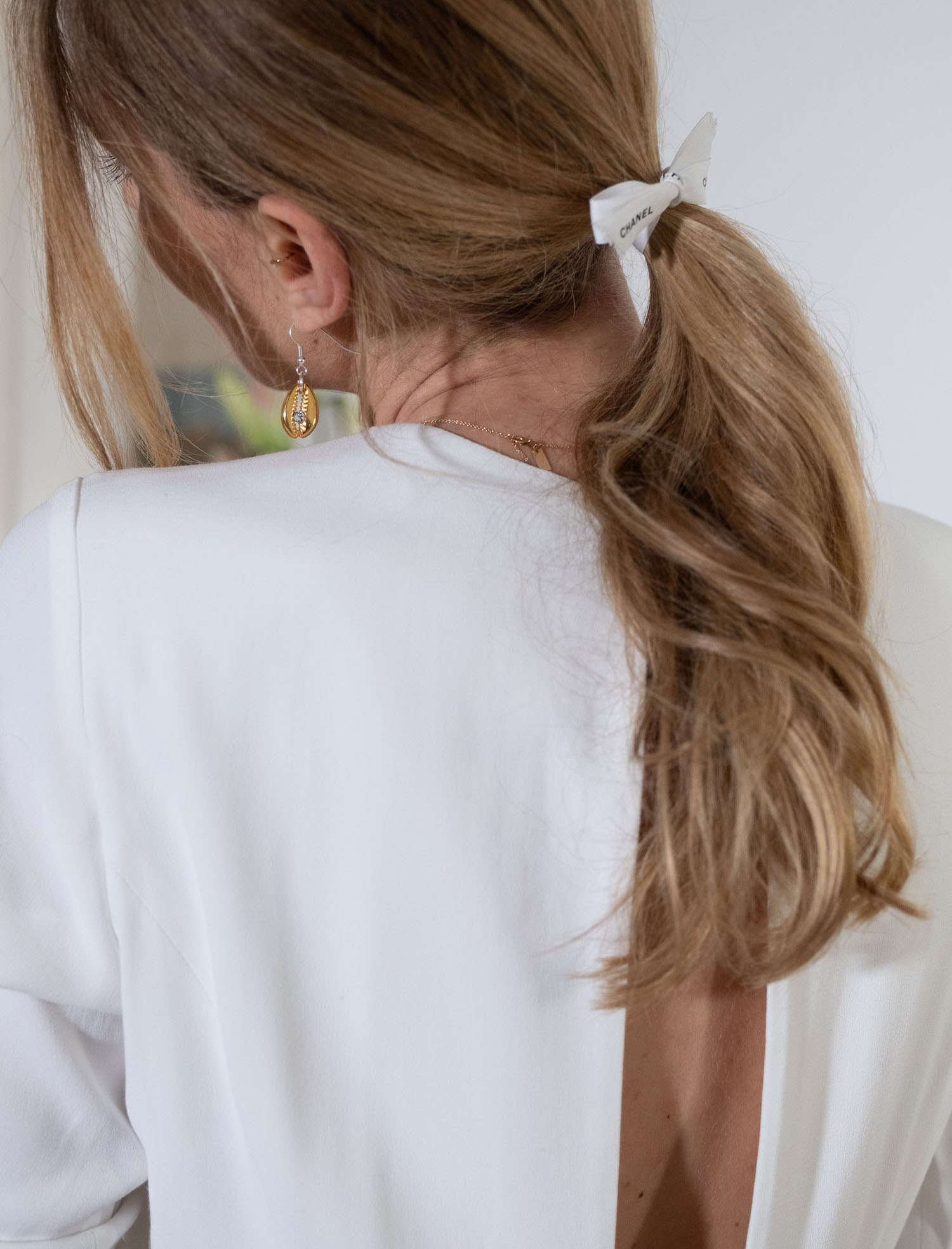 Beautyblog Wedding Hair Simple Ponytail