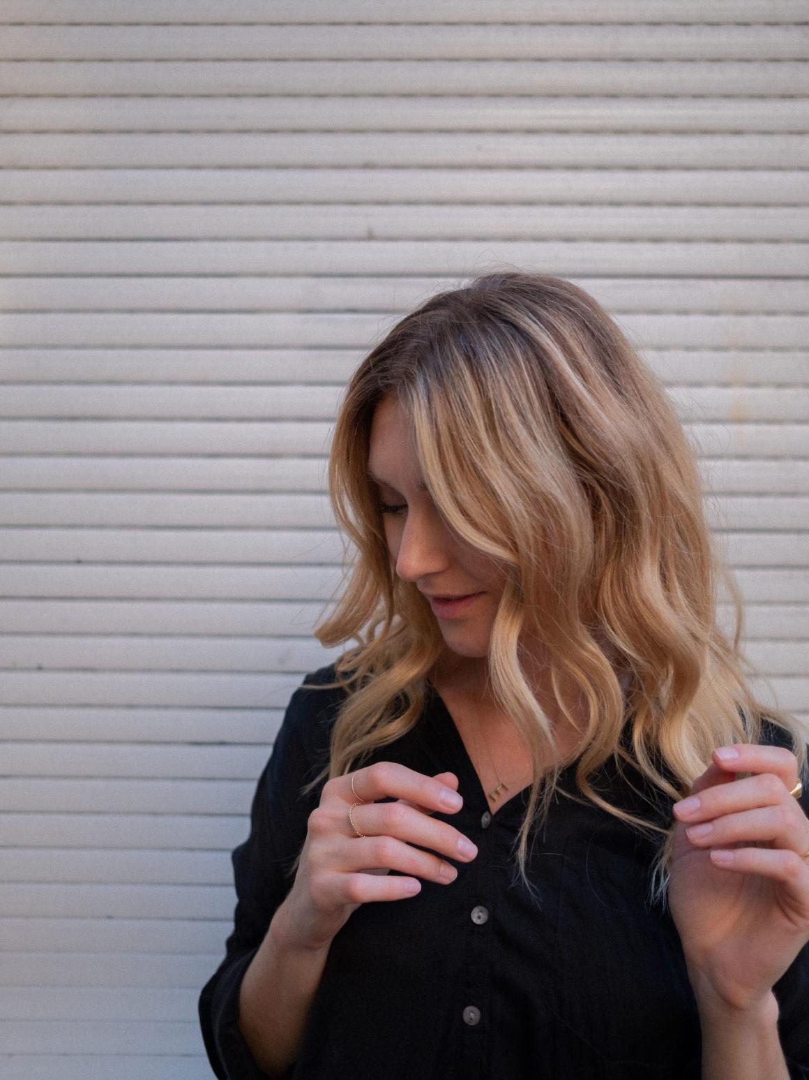 Beautyblog Post Summer Hairroutine