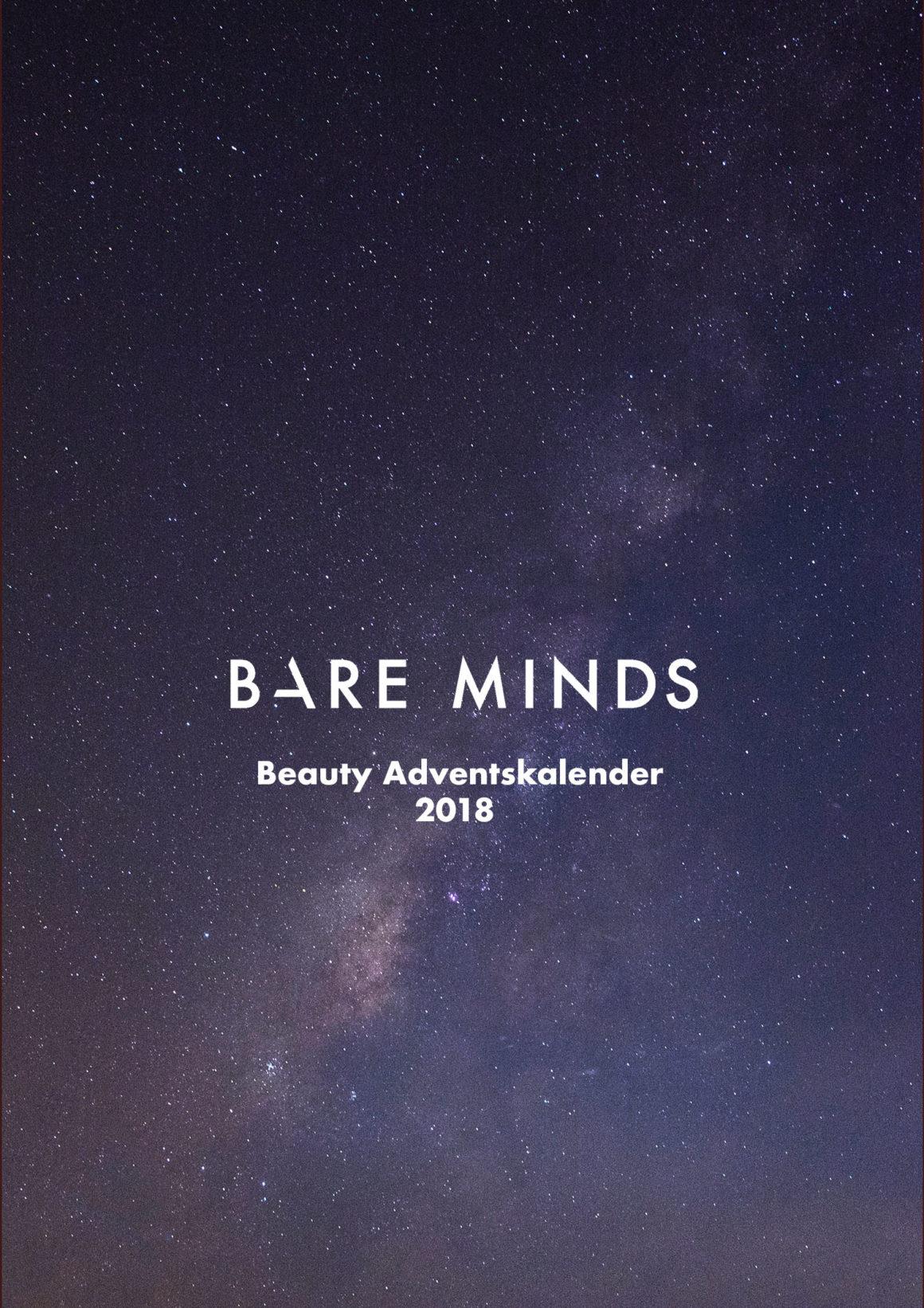 Bare Minds Beauty Adventskalender 2018