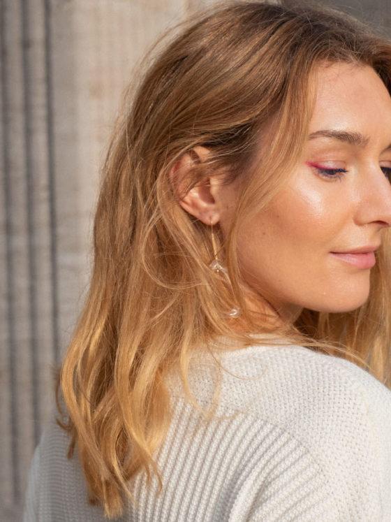 Beautyblog Bare Minds roter Eyeliner