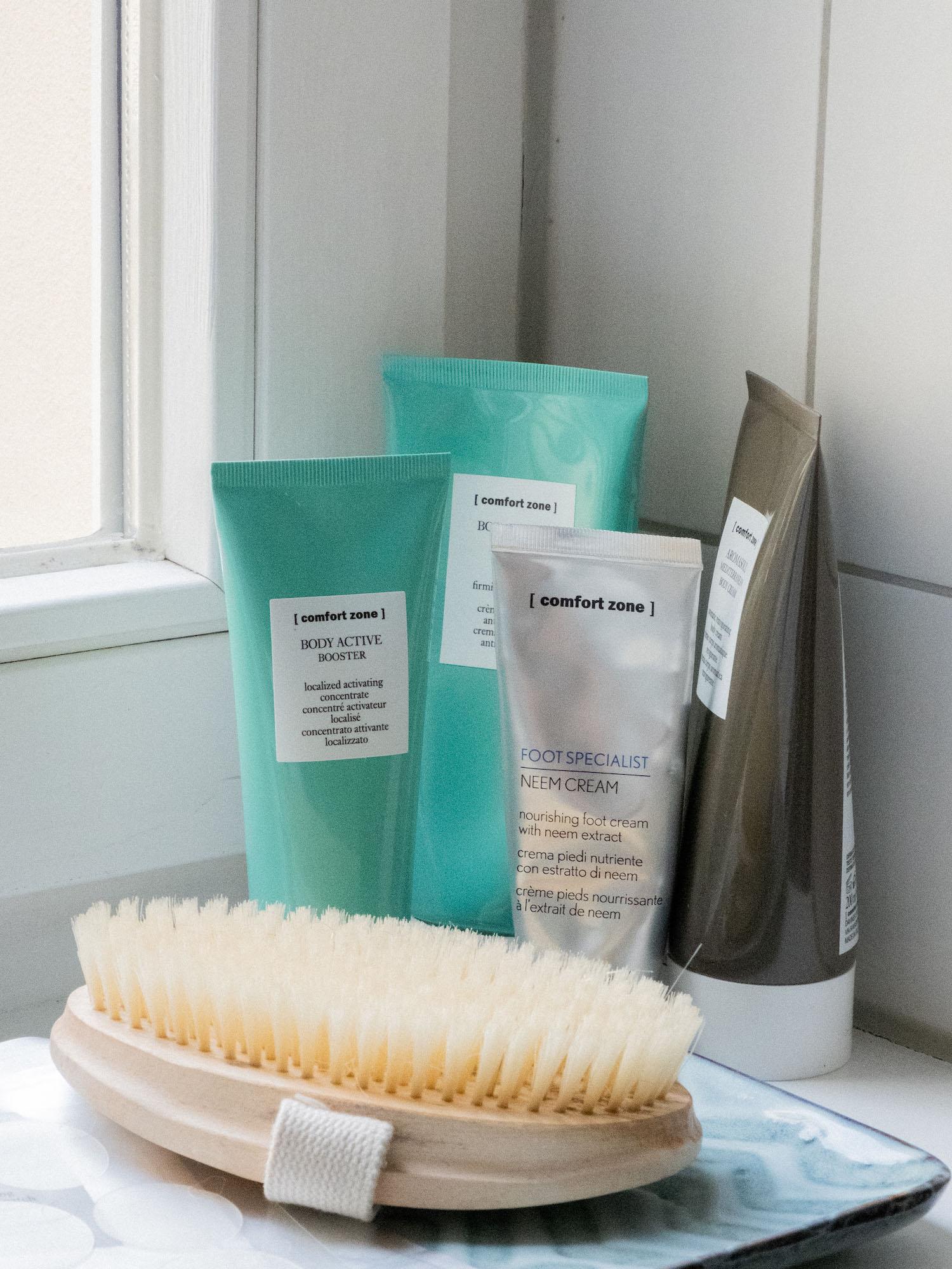 Beautyblog Körperpflege Comfort Zone