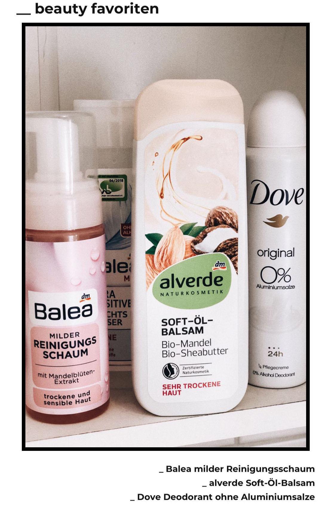 Beautyblog Körperpflege alverde soft-öl-blam