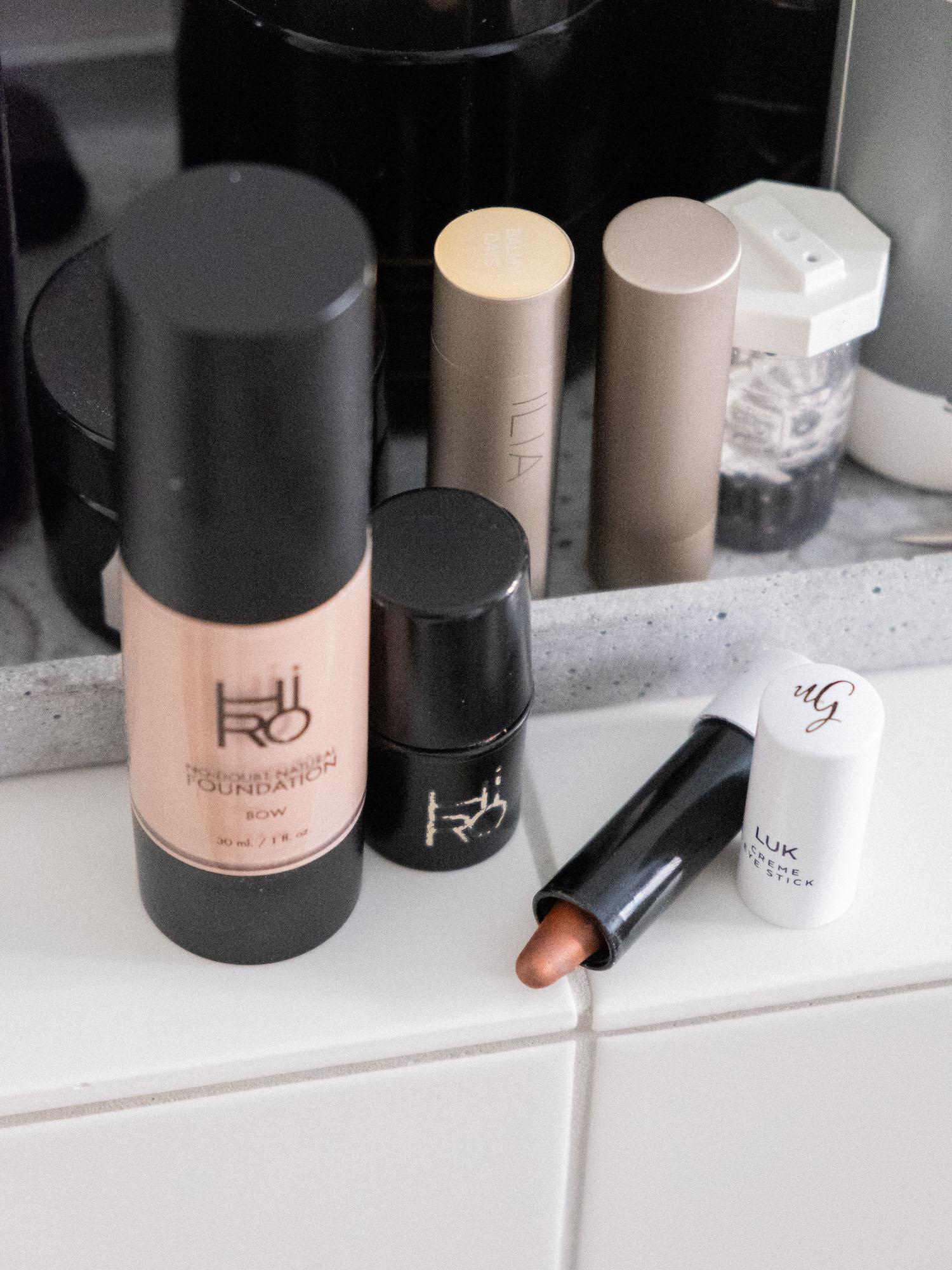 Beautyblog Naturkosmetik Foundation Hiro