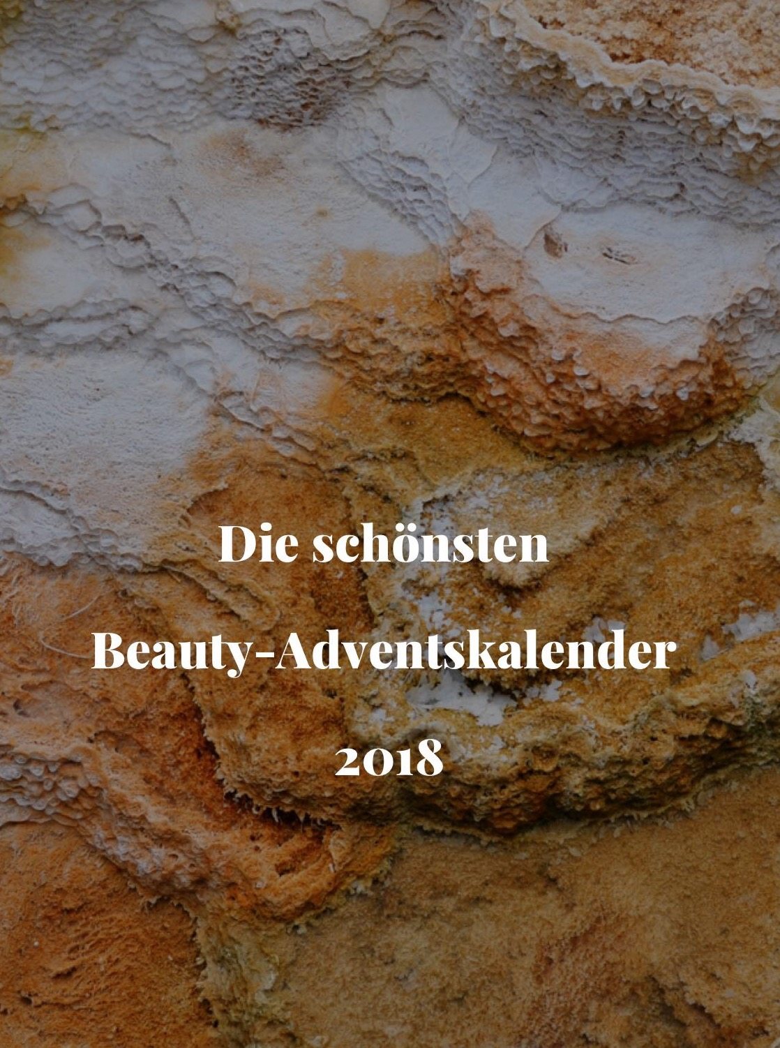 Beautyblog die schönsten Beauty-Adventskalender