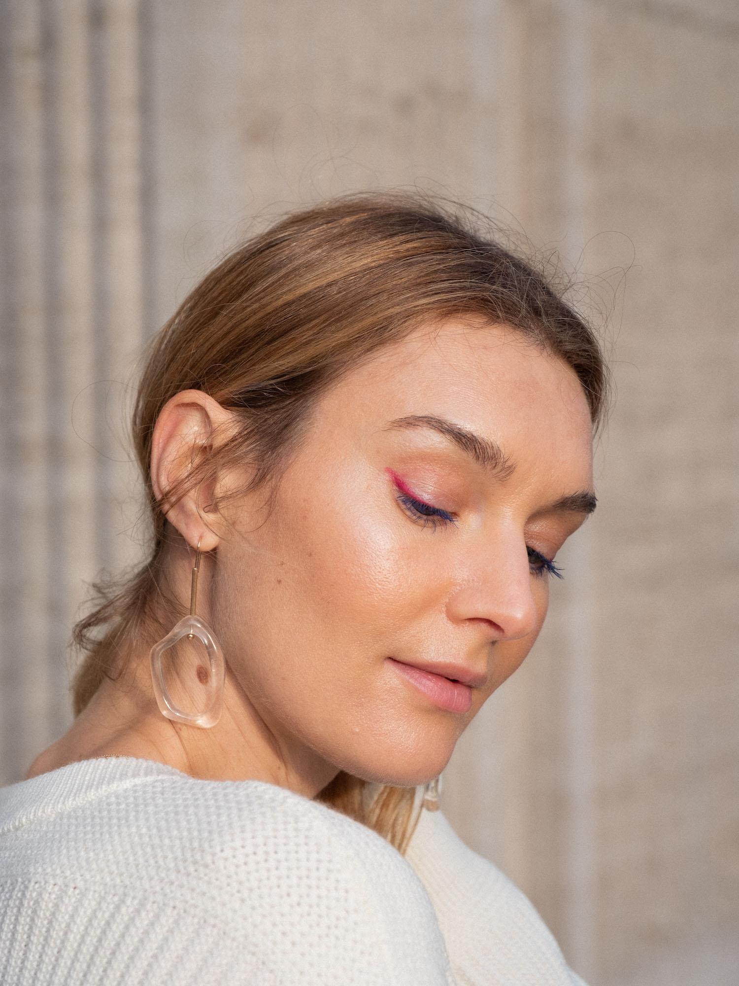 Beautyblog roter Eyeliner