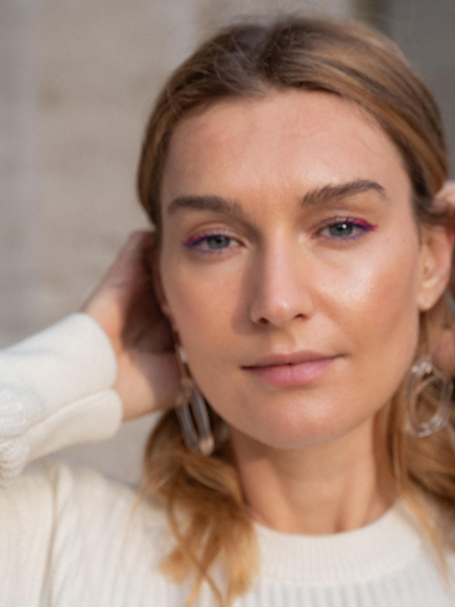 Beautyblog rotes Augen-Make-up