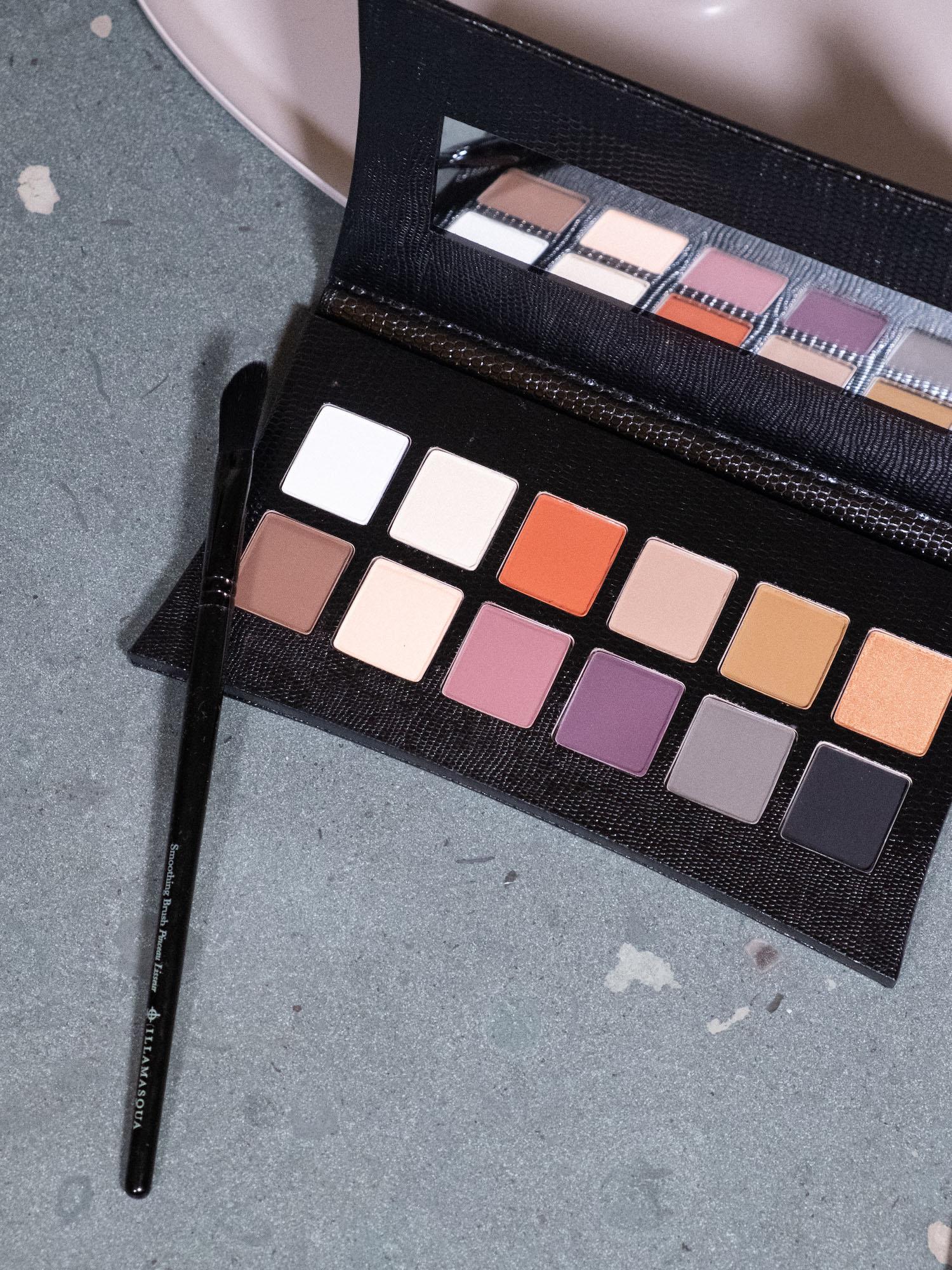 Bare Minds Adventskalender Illamasqua Artistry Palette Elemental 2