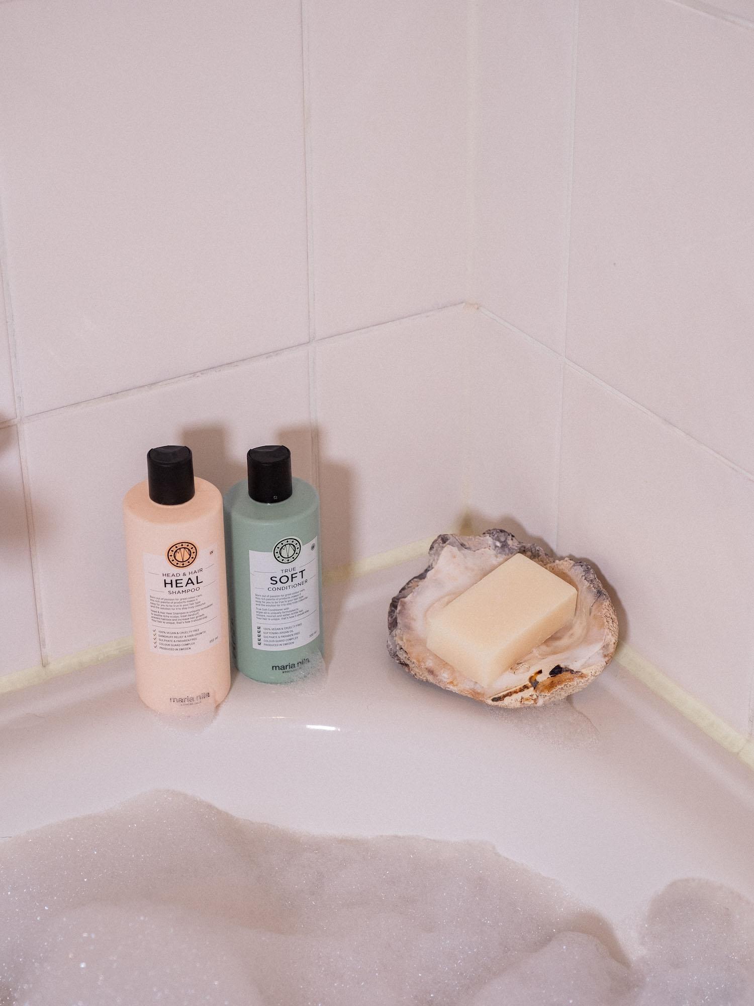 Bare Minds Adventskalender Maria Nila Shampoo